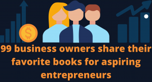 Books for aspiring entrepreneurs